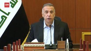 VIDEO: Menkes Irak Dicopot Sementara Usai Ledakan Rumah Sakit