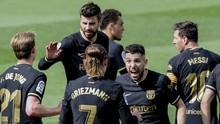 Hadapi Levante, Peluang Emas Barcelona Gusur Atletico