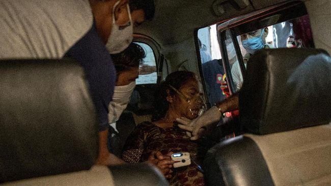 Epidemiolog AS, dr. Anthony Fauci, menyarankan India melakukan lockdown nasional untuk menekan lonjakan infeksi virus corona.