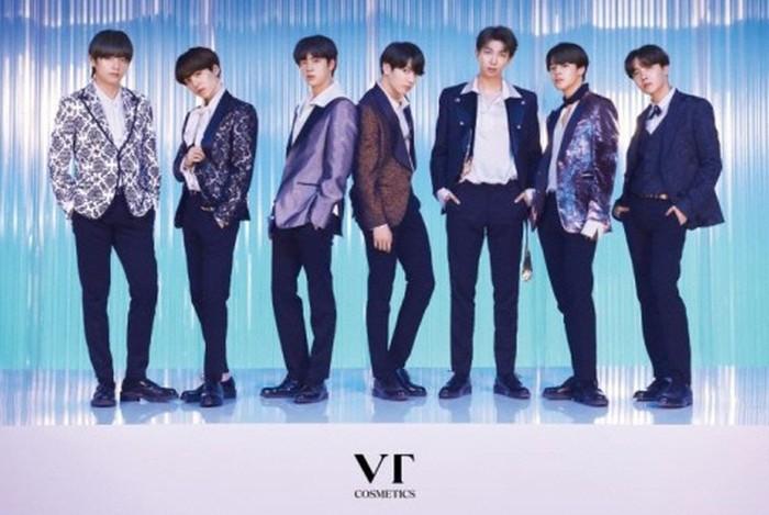 5. BTS - VT Cosmetics / foto: gb.vt-cosmetics.com