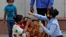 BNPB: Badai Covid di India Peringatan untuk Indonesia