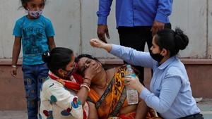 Kematian Covid di India Tembus 4.000 Dua Hari Berturut-turut