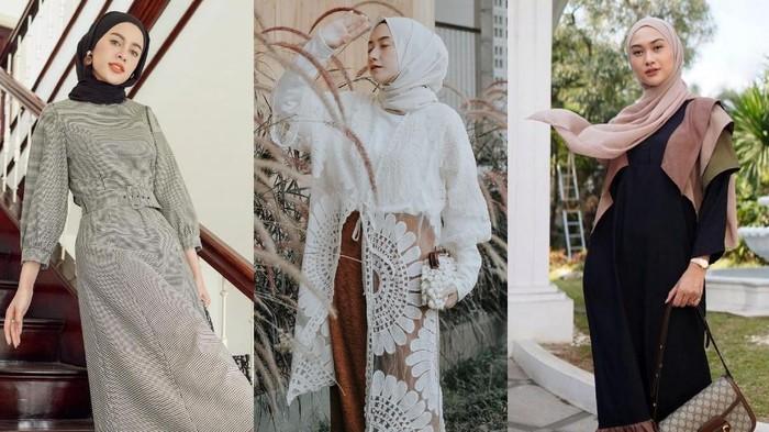 5 Model Dress Cantik ala Selebgram untuk Lebaran