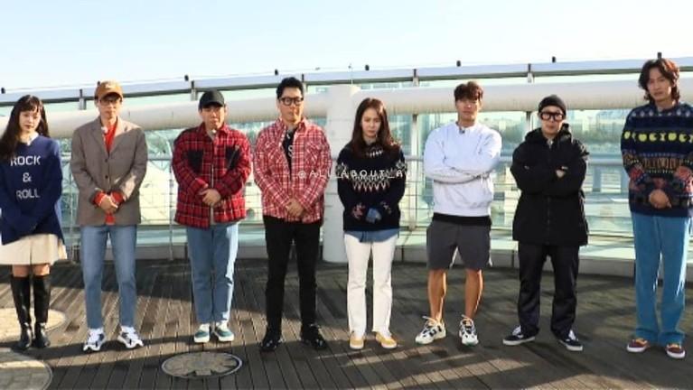 Lee Kwang Soo dinyatakan mundur dari program Running Man. Yuk kita lihat lagi kekompakan Lee Kwang Soo dengan member lainnya sebelum memutuskan mundur!