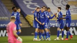 Misi Empat Besar, Leicester dan Chelsea Hadapi Jadwal Berat