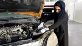 Perempuan 36 tahun bernama Huda al-Matroushi kini menjadi buah bibir masyarakat Uni Emirat Arab (UEA).