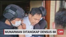 VIDEO: Munarman Ditangkap Densus 88