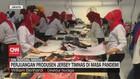 VIDEO: Perjuangan Produsen Jersey Timnas di Masa Pandemi