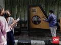 FOTO: Menyambangi Perpustakaan Bersama Bookhive Jakarta