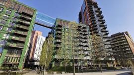 Apartemen Mewah di London Punya Kolam Renang Melayang