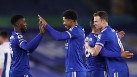 Leicester Menang, Liverpool Makin Berat ke Liga Champions