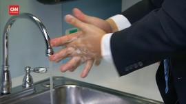 VIDEO: Studi Sebut Orang Mulai Malas Mencuci Tangan