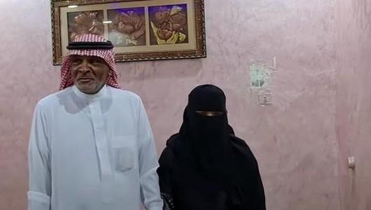 TKW Arab Saudi Nikahi Jenderal Arab