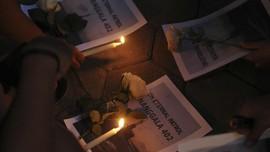 FOTO: Hujan Doa untuk Para Patriot di KRI Nanggala-402