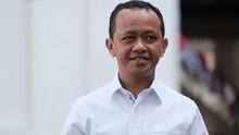 Bahlil Mau Proses Investasi UEA Rp7 T di Aceh Kelar Juli 2021