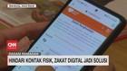 VIDEO: Hindari Kontak Fisik, Zakat Digital Jadi Solusi