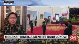 VIDEO: Menakar Kinerja Menteri Baru Jokowi