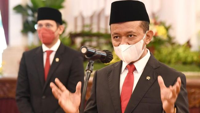 Menteri Investasi BKPM Bahlil Lahadalia menuturkan pemerintah tengah mendorong hilirisasi SDA supaya ekspor tak seperti zaman VOC.
