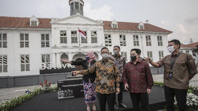 Polda Metro Jaya mengusulkan kepada Pemprov DKI Jakarta untuk menutup tempat wisata selama masa libur Lebaran 2021.
