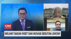 VIDEO: Melihat Badan Riset Dan Inovasi Besutan Jokowi