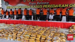 Sabu 2,5 Ton Jaringan Timur Tengah-Malaysia Dibongkar