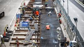 Terowongan Kembar Akan Dibangun di 2 Stasiun MRT Fase II A