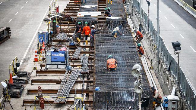 Gubernur DKI Jakarta menyatakan terowongan kembar akan dibangun di 2 stasiun MRT fase II A, yaitu, Stasiun Sawah Besar dan Stasiun Mangga Besar.