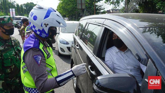 Satlantas Polres Sleman belum menemukan kendaraan mencurigakan yang dipakai menyelundupkan pemudik atau angkutan yang dimanfaatkan untuk layanan travel gelap.