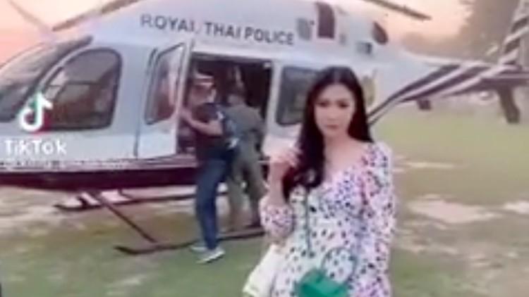 Polisi Thailand Akkarapol Yeekoh