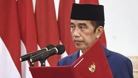 Jokowi soal Dana Mengendap Rp182 T di BPD: Segera Belanjakan