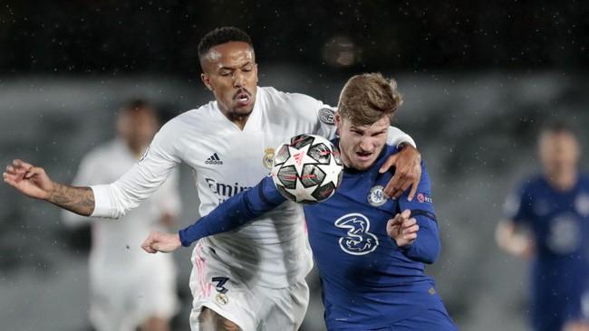 Chelsea Pantang Mainkan Werner di Final Liga Champions