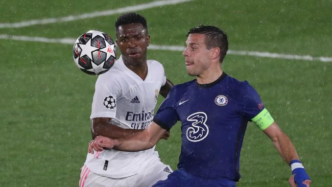 Chelsea akan menghadapi Real Madrid di leg kedua semifinal Liga Champions. Berikut fakta jelang duel tersebut.