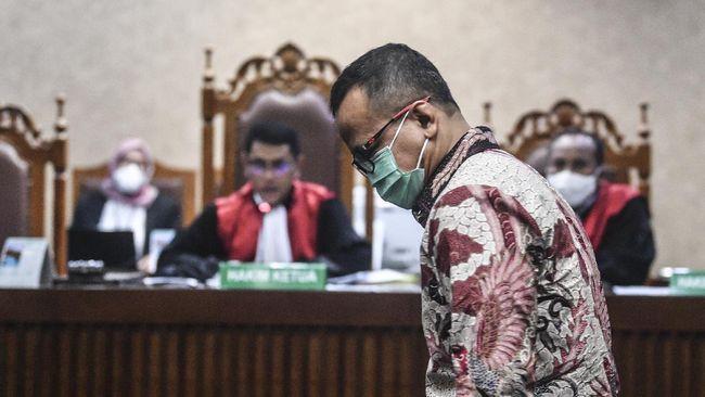 Dalam sidang benur, staf khusus mantan Menteri Kelautan dan Perikanan, Safri, menyebut kode 'satu ember' terkait pemberian ke Edhy Prabowo berarti Rp1 miliar.