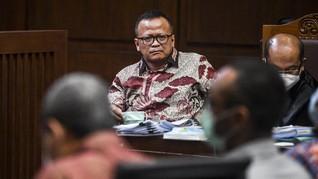 Kasus Benur Edhy, PT DPPP Setor Rp1 Miliar Bank Garansi