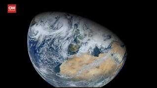 VIDEO: Poros Bumi Bergeser Dampak dari Perubahan Iklim