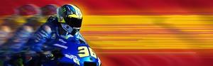 Gas Pol di MotoGP Spanyol