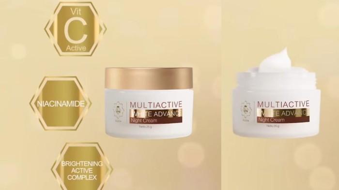 Krim Malam Terbaru Viva Cosmetics Bikin Kulit Cerah dan Mencegah Kerutan