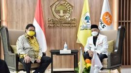 Bertemu PKS, Golkar Harap Politik Identitas Ditinggalkan