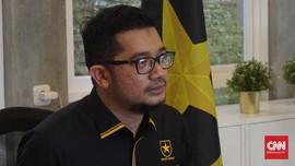 Pidato Perdana Ketum Partai Ummat Kutip Pesan Bung Karno