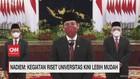 VIDEO: Nadiem: Kegiatan Riset Universitas Kini Lebih Mudah