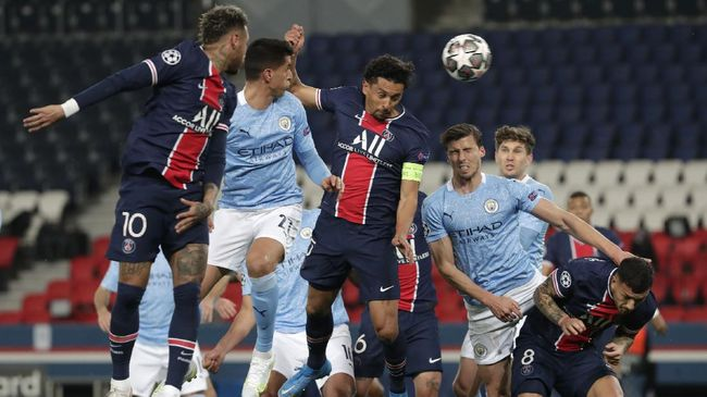 Prediksi Semifinal Liga Champions: Man City vs PSG