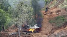 Junta Myanmar Disebut Keteteran Hadapi Perang Gerilya Milisi