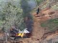 Militer Myanmar Diroket hingga India Tembus Rekor Kasus Covid
