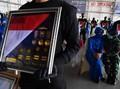 FOTO: Penghormatan Terakhir Bagi 53 Prajurit KRI Nanggala-402