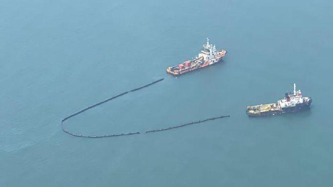 Sampai Rabu (28/4), PHE ONWJ bersama para stakeholder terus berupaya menangani ceceran minyak di perairan Karawang dan Kepulauan Seribu.