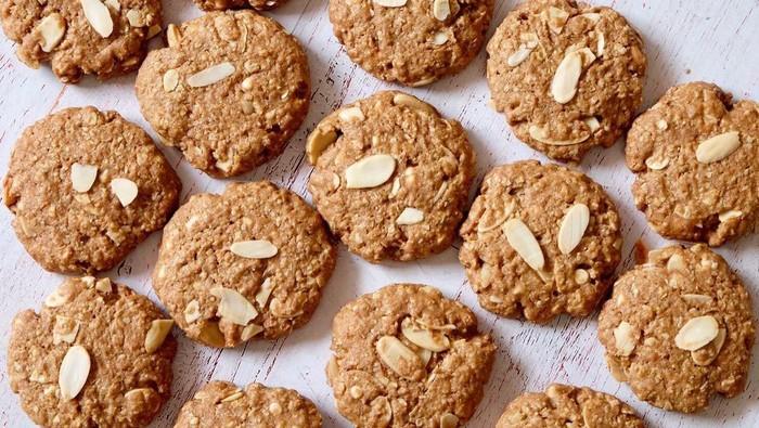 Jangan Nastar Terus, Coba Resep Cookies Oatmeal untuk Hampers Lebaran