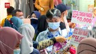 VIDEO: Buru Baju Lebaran, Warga Padati Pasar Tanah Abang