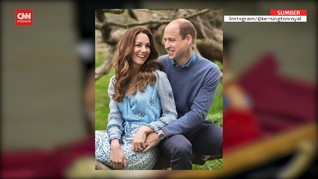VIDEO: Sedekade Kisah Cinta Pangeran William-Kate Middleton