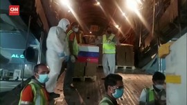 VIDEO: India Terima 20 Ton Bantuan Kesehatan dari Rusia