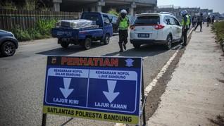 Daftar 8 Pos Penyekatan Mudik di Kota Bandung